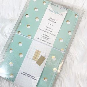 Agenda 52 $30 Travelers Notebook NEW in box